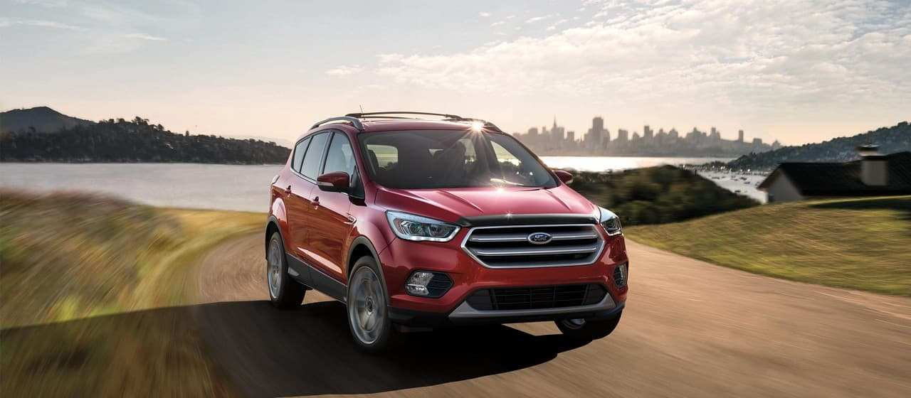 43 A 2019 Ford Escape Images