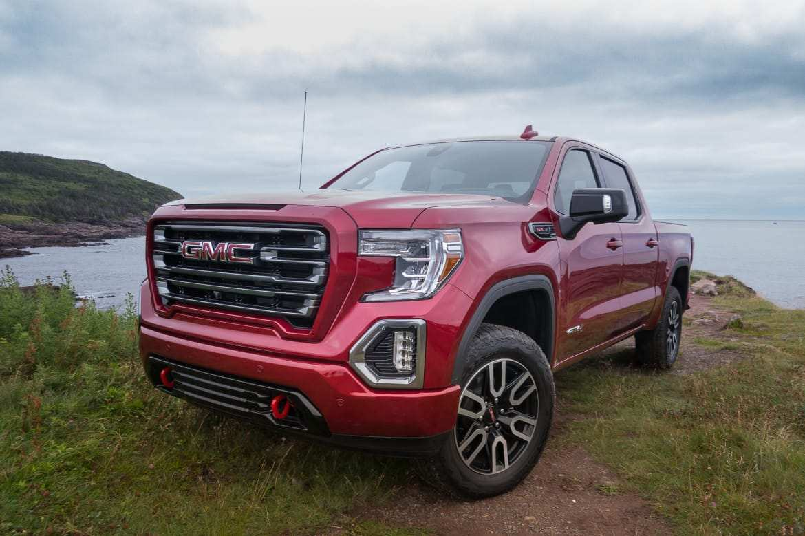 43 A 2019 GMC Sierra 1500 Wallpaper