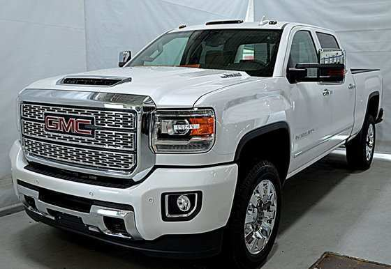 43 A 2019 GMC Sierra 2500Hd Pictures