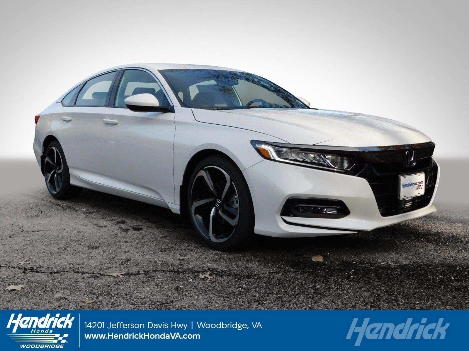 43 A 2019 Honda Accord Sport Research New