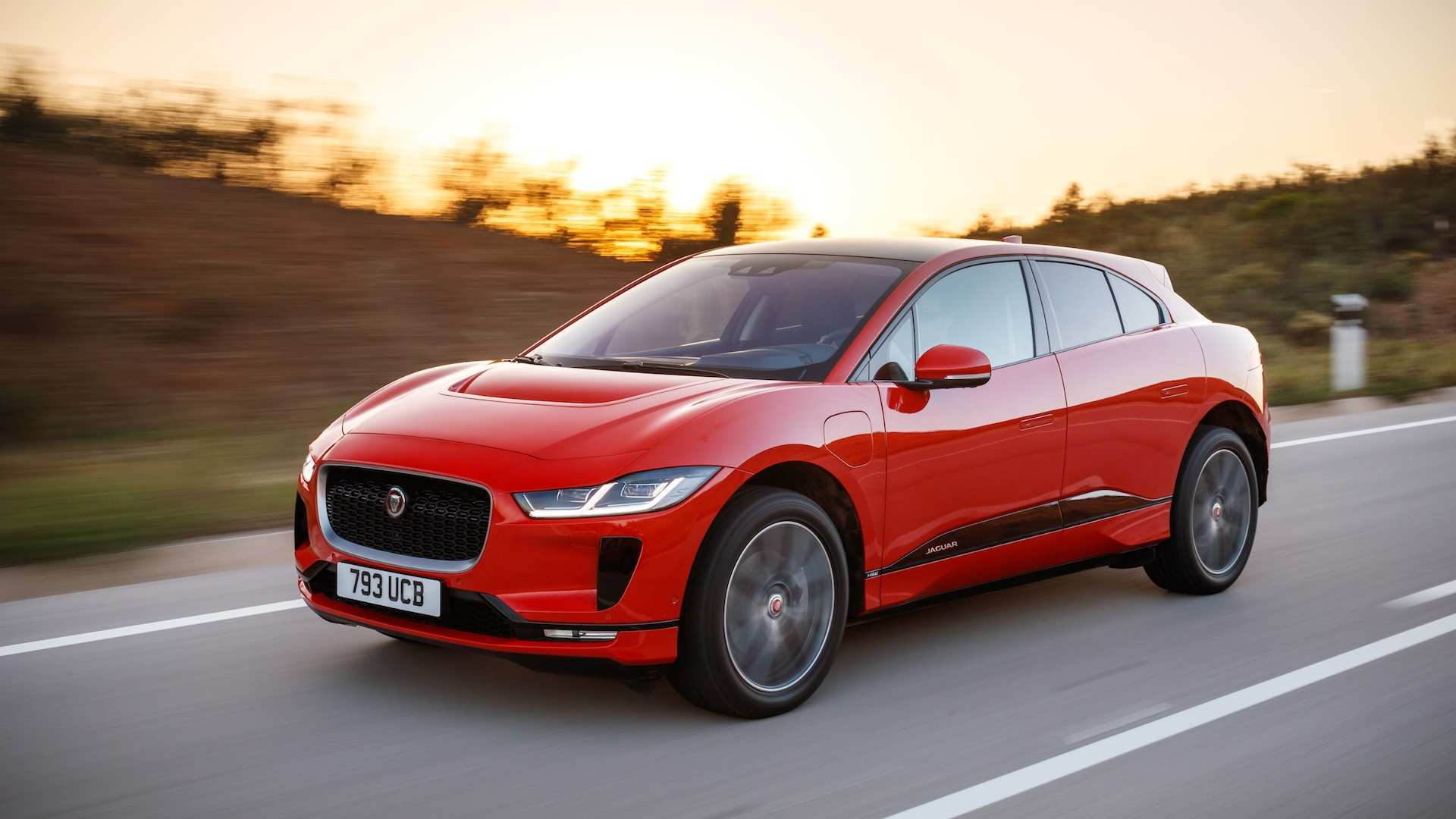 43 A 2019 Jaguar I Pace First Edition Redesign And Review