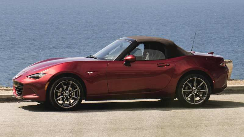 43 A 2019 Mazda MX 5 New Model And Performance