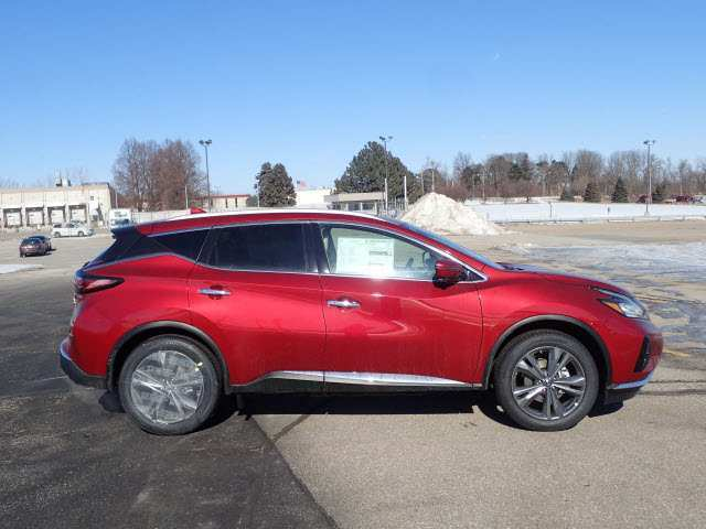 43 A 2019 Nissan Murano Pricing