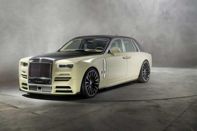 43 A 2019 Rolls Royce Phantoms Pricing