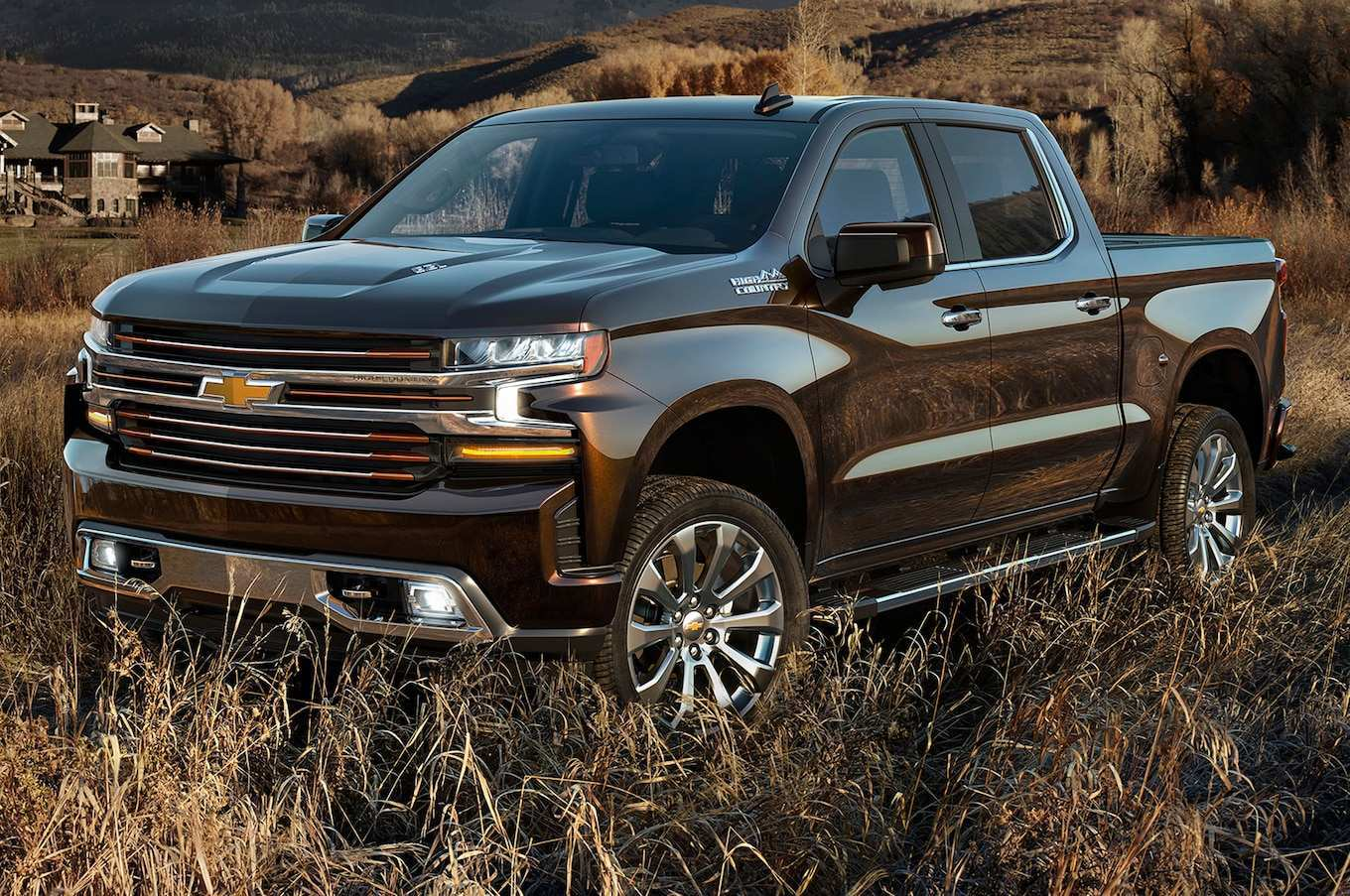 43 A 2019 Silverado Hd Spy Shoot