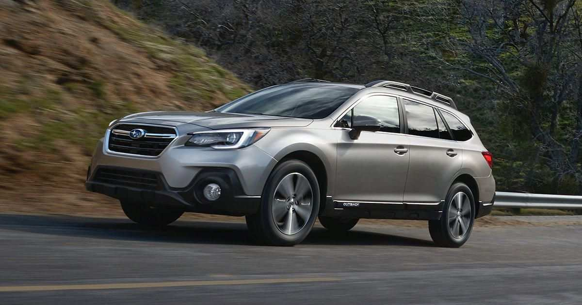 43 A 2019 Subaru Outback Pictures