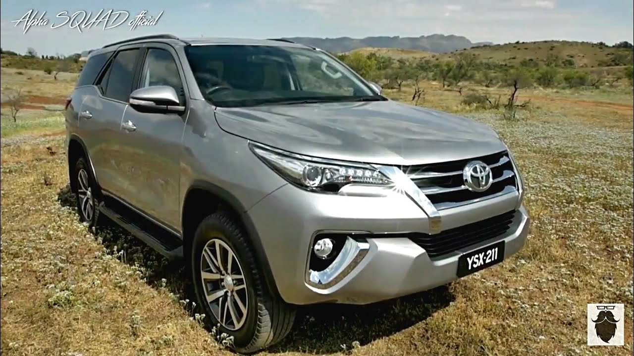 43 A 2019 Toyota Fortuner Price Design And Review