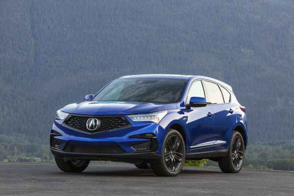 43 A 2020 Acura RDX Specs And Review