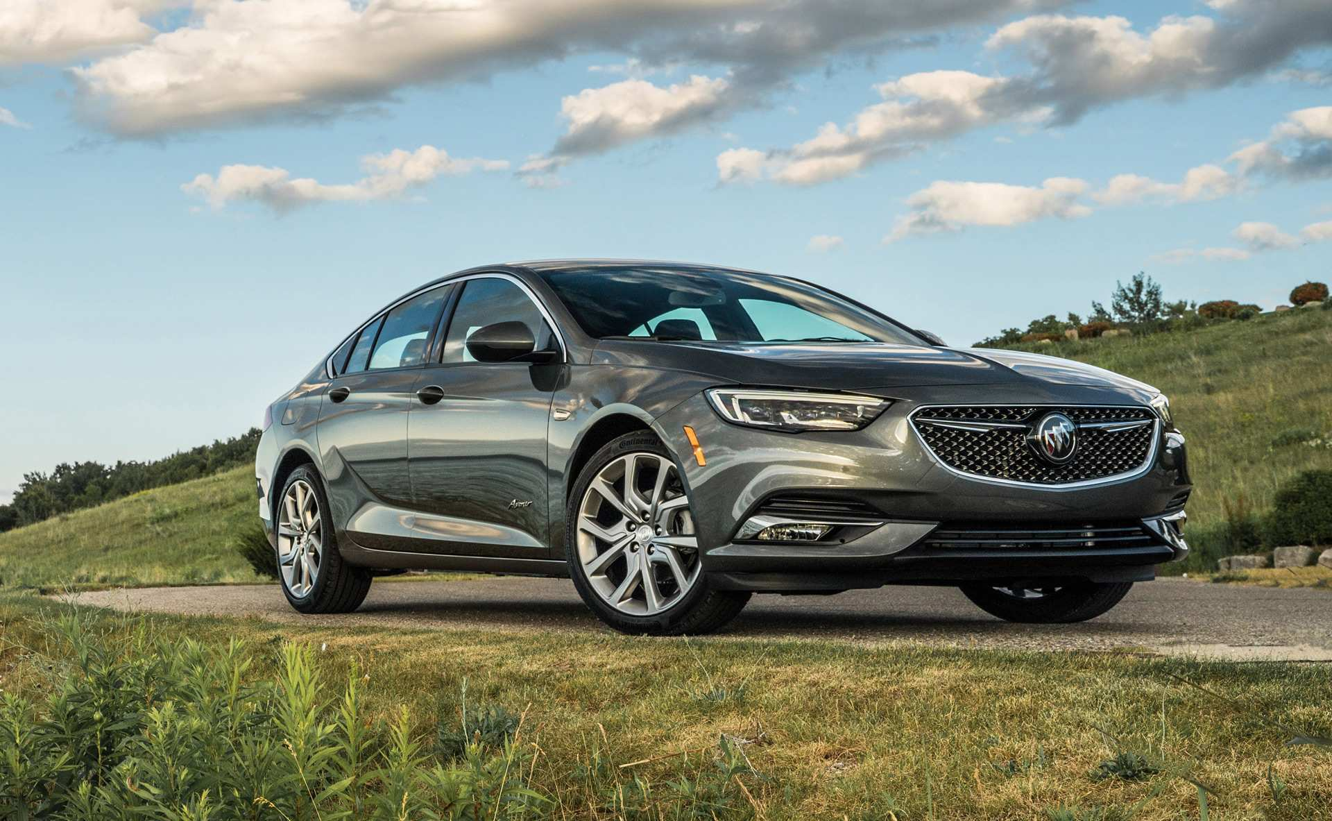 43 A 2020 Buick Regal Sportback Research New