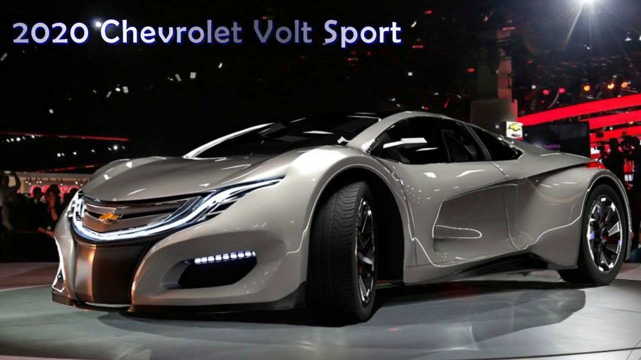 43 A 2020 Chevrolet Volt New Model And Performance