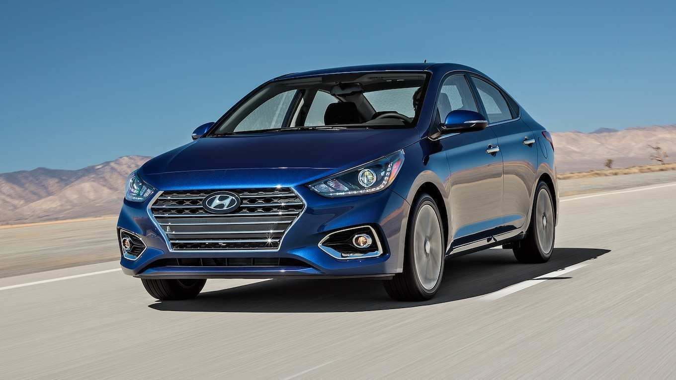 43 A 2020 Hyundai Accent Overview