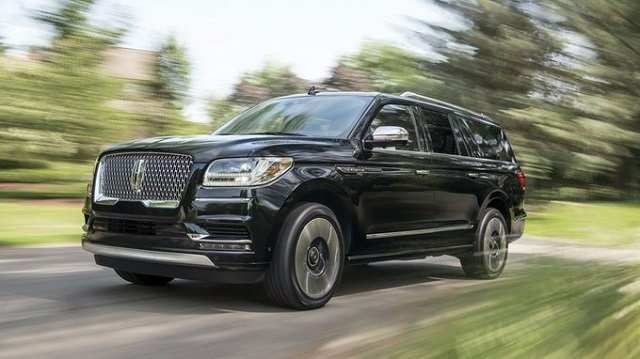 43 A 2020 Lincoln Navigator Exterior And Interior