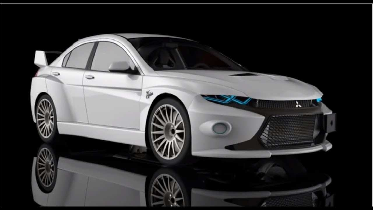 43 A 2020 Mitsubishi Lancer EVO XI Specs And Review