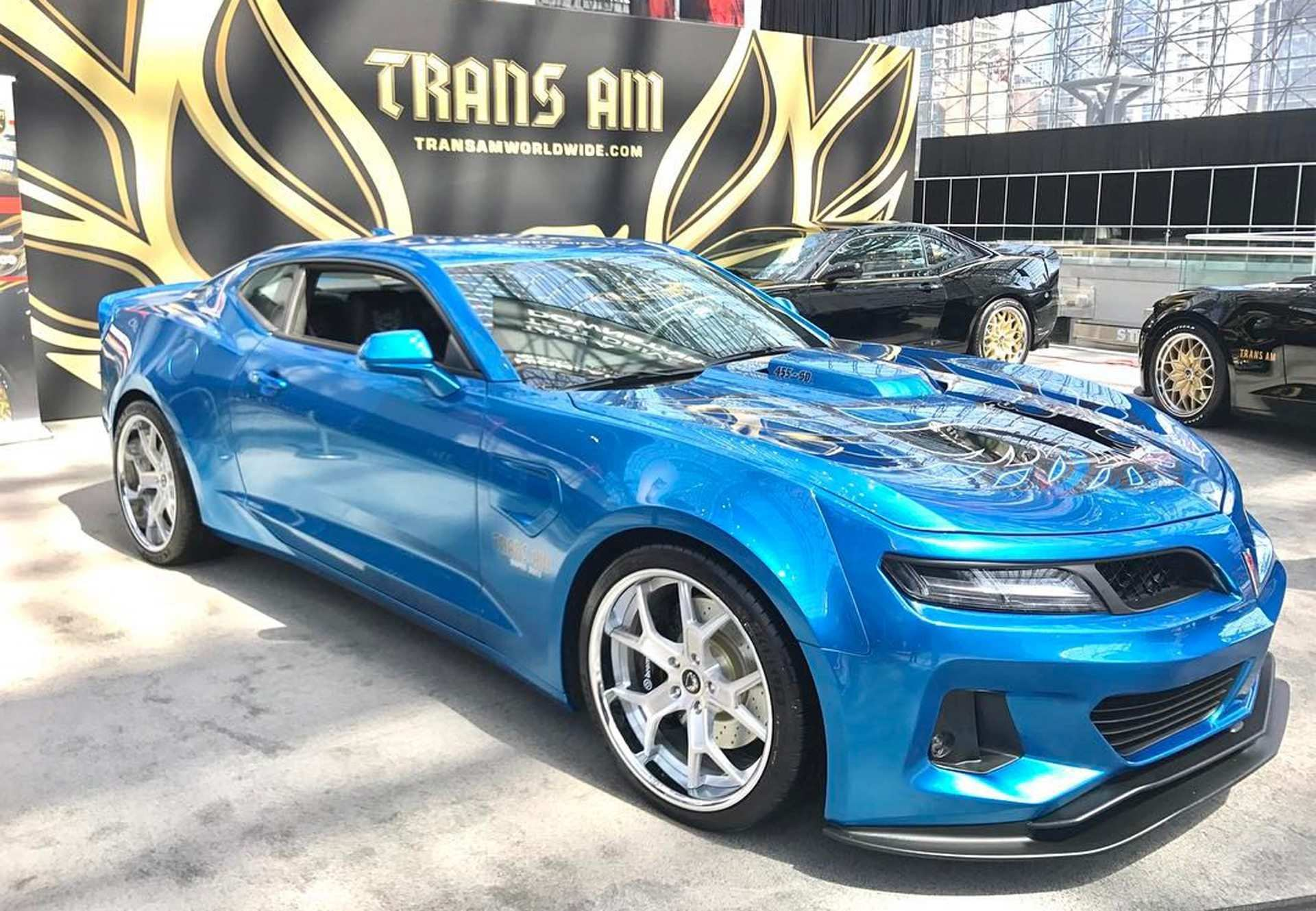 43 A 2020 The Pontiac Trans Concept And Review