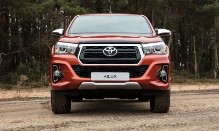 43 A 2020 Toyota Hilux Specs