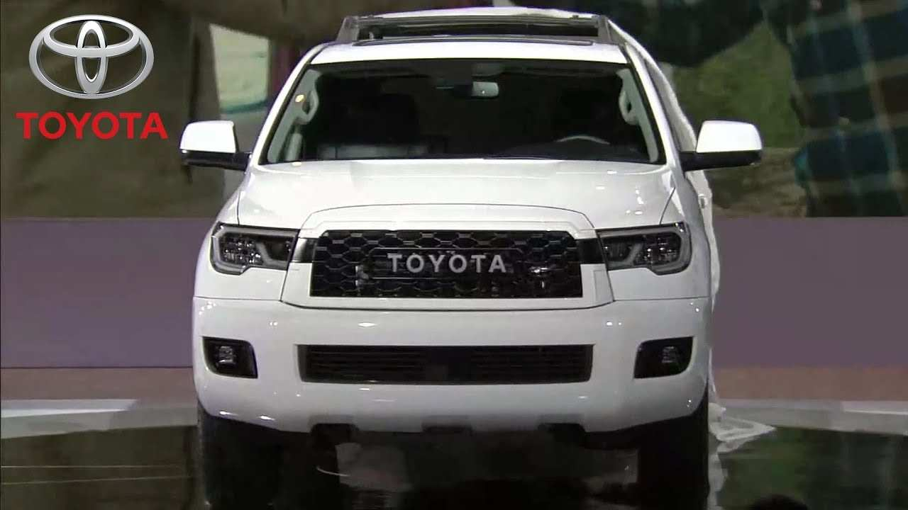 43 A 2020 Toyota Sequoia Picture
