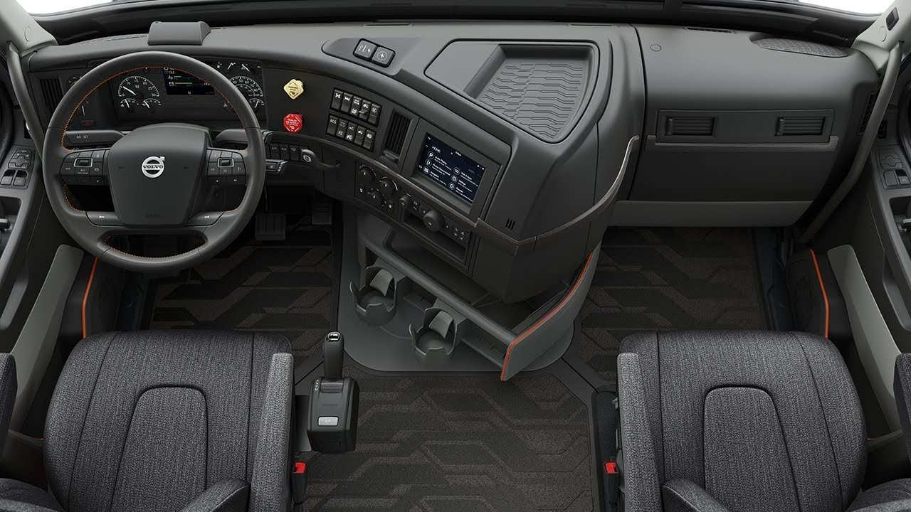 43 A 2020 Volvo Vnl 860 Interior Review And Release Date