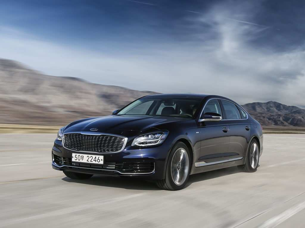 43 A K900 Kia 2019 Exterior And Interior