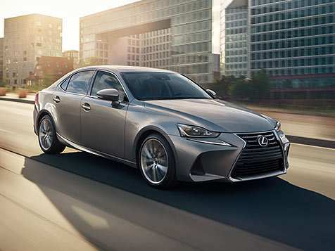 43 A Lexus Is 200T 2019 First Drive