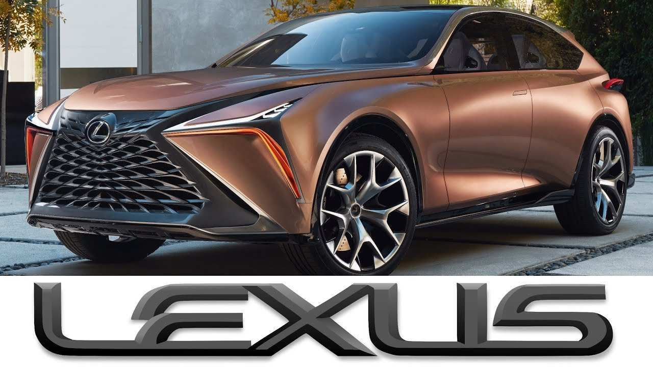 43 A Lexus Suv 2020 Price And Release Date