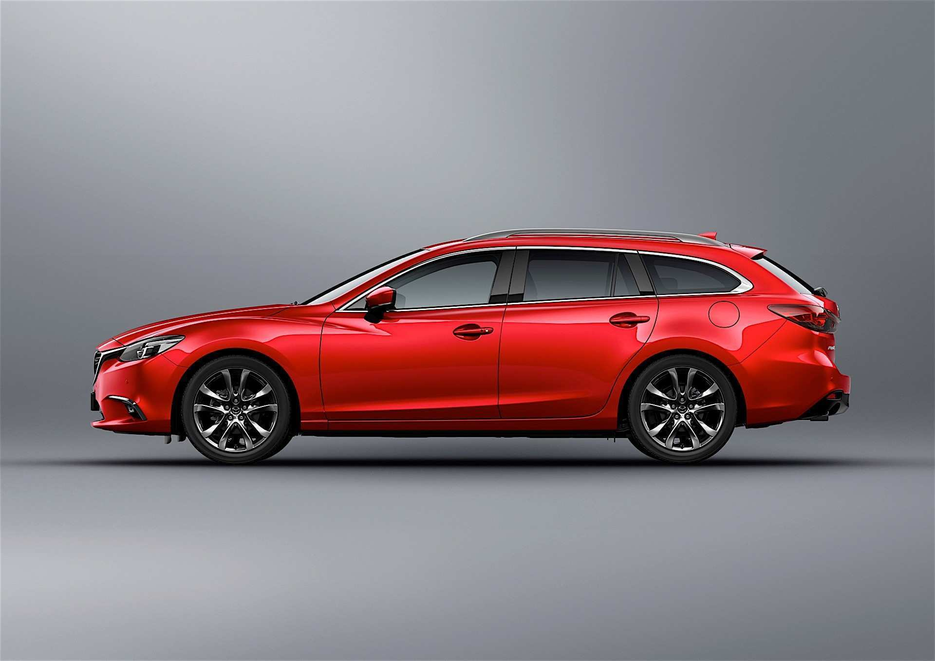 43 A Mazda 6 Wagon 2020 Ratings