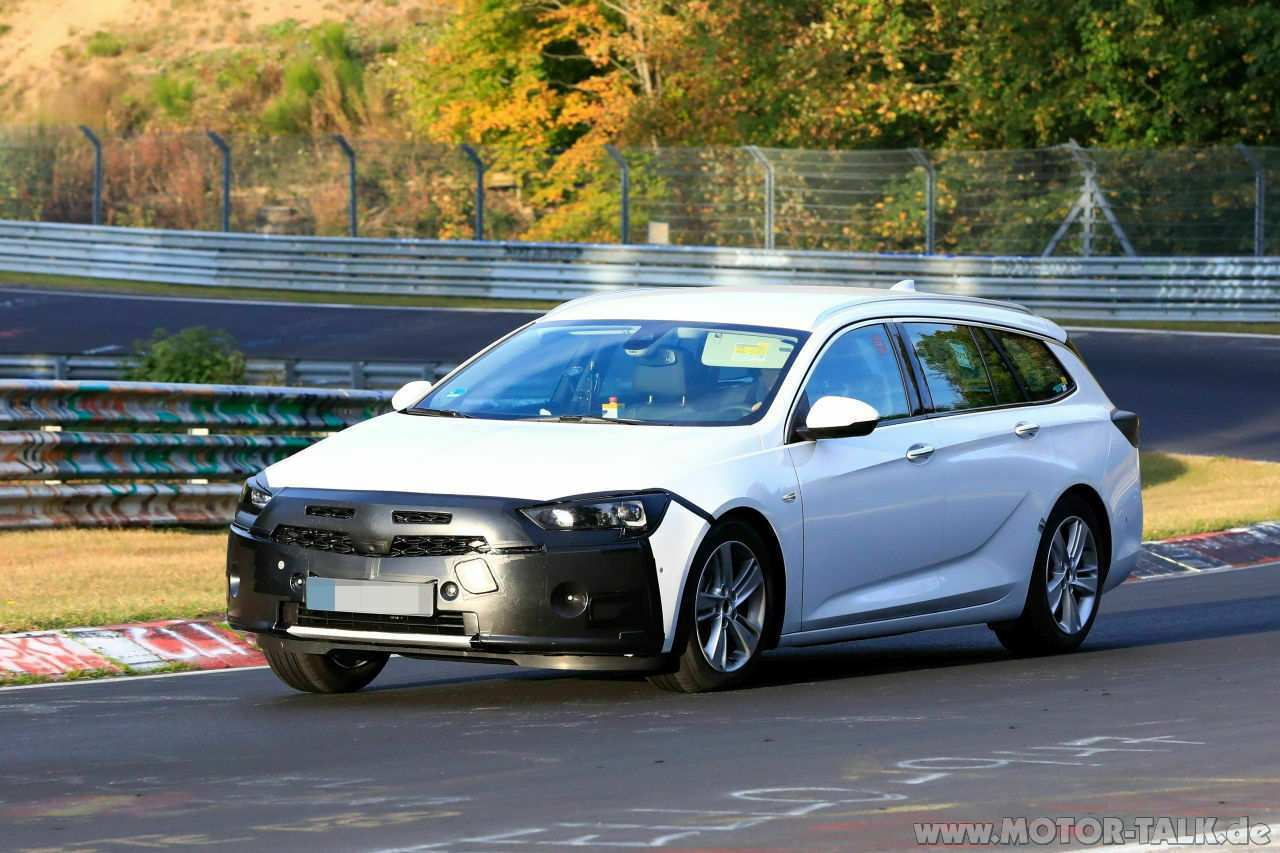 43 A Opel Indignia 2020 Release Date And Concept