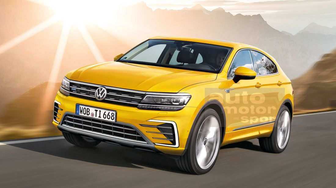 43 A Volkswagen Tiguan Facelift 2020 Speed Test
