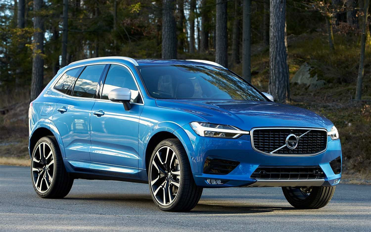43 A Volvo Electric Vehicles 2019 Exterior