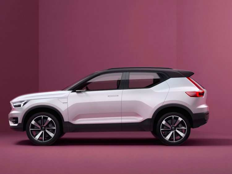 43 A Volvo To Go Electric By 2019 Overview
