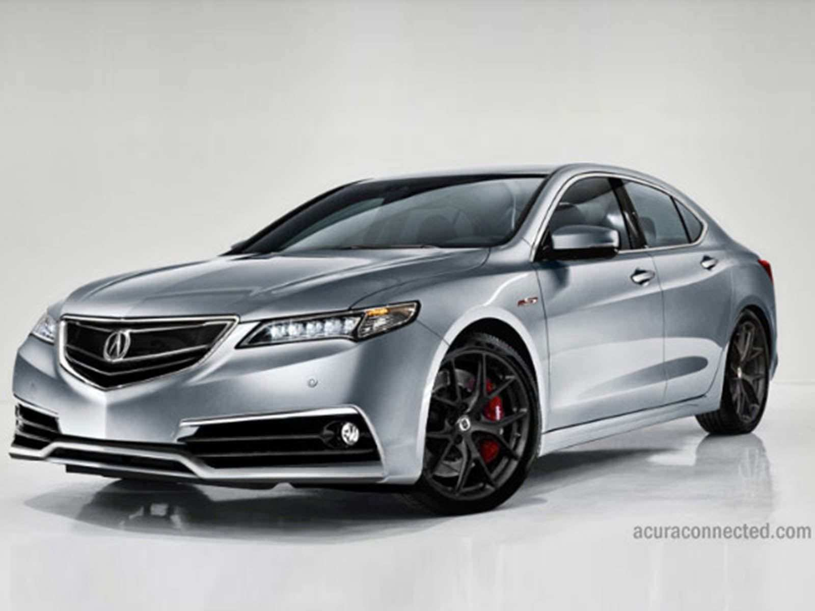 43 All New 2019 Acura Tl First Drive