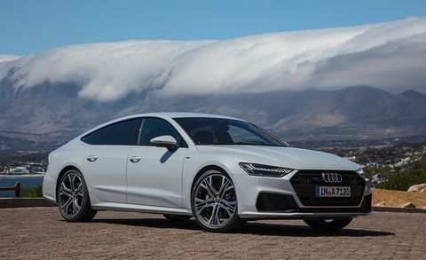 43 All New 2019 Audi A7 Colors Release Date