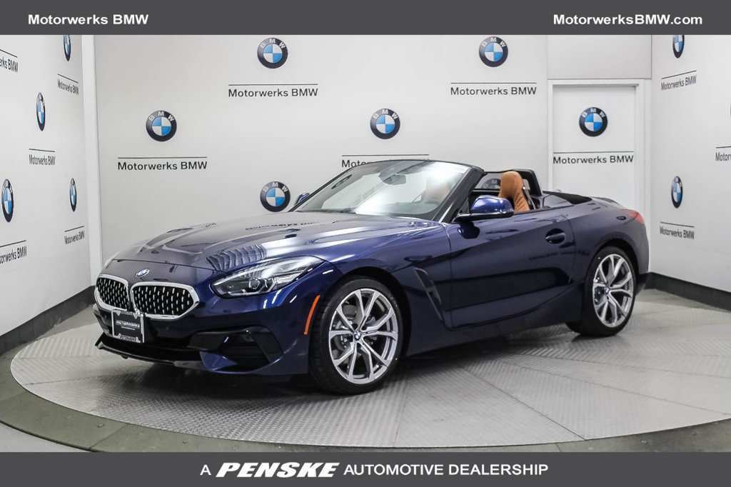 43 All New 2019 BMW Z4 Roadster New Model and Performance