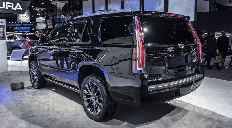 43 All New 2019 Cadillac Escalade Vsport Price And Release Date