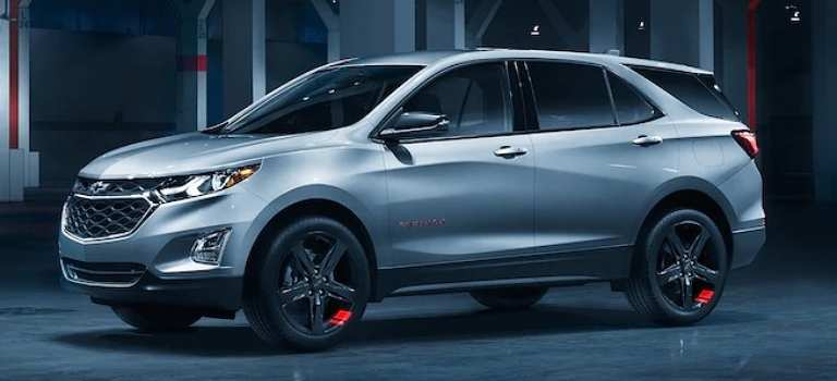 43 All New 2019 Chevy Equinox Engine