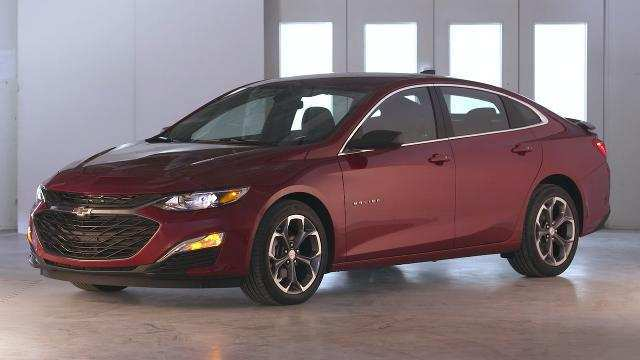 43 All New 2019 Chevy Malibu Spesification