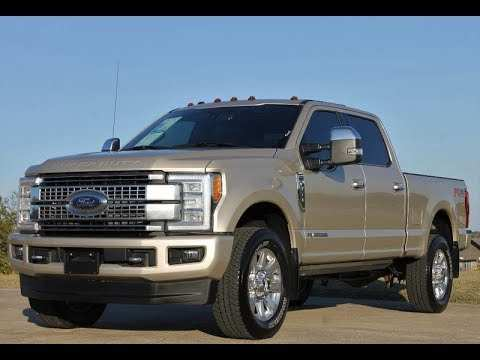 43 All New 2019 Ford F350 Super Duty Performance