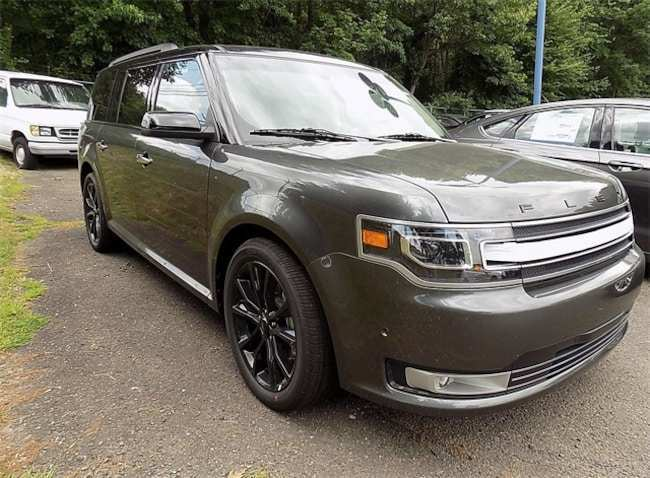 43 All New 2019 Ford Flex Review And Release Date