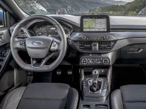 43 All New 2019 Ford Focus Spy Shoot