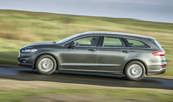 43 All New 2019 Ford Mondeo Pictures