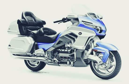 43 All New 2019 Honda Goldwing Specs New Model And Performance