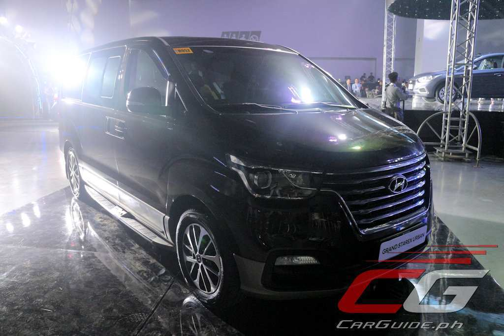 43 All New 2019 Hyundai Starex First Drive