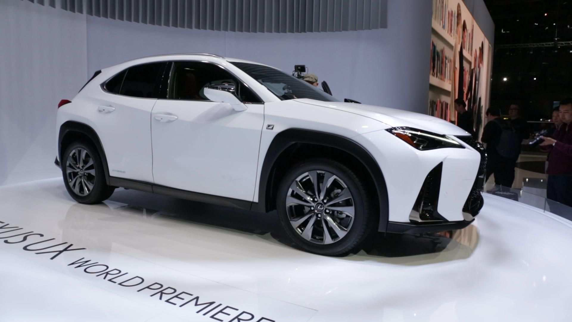 43 All New 2019 Lexus Ux Release Date Price Design And Review