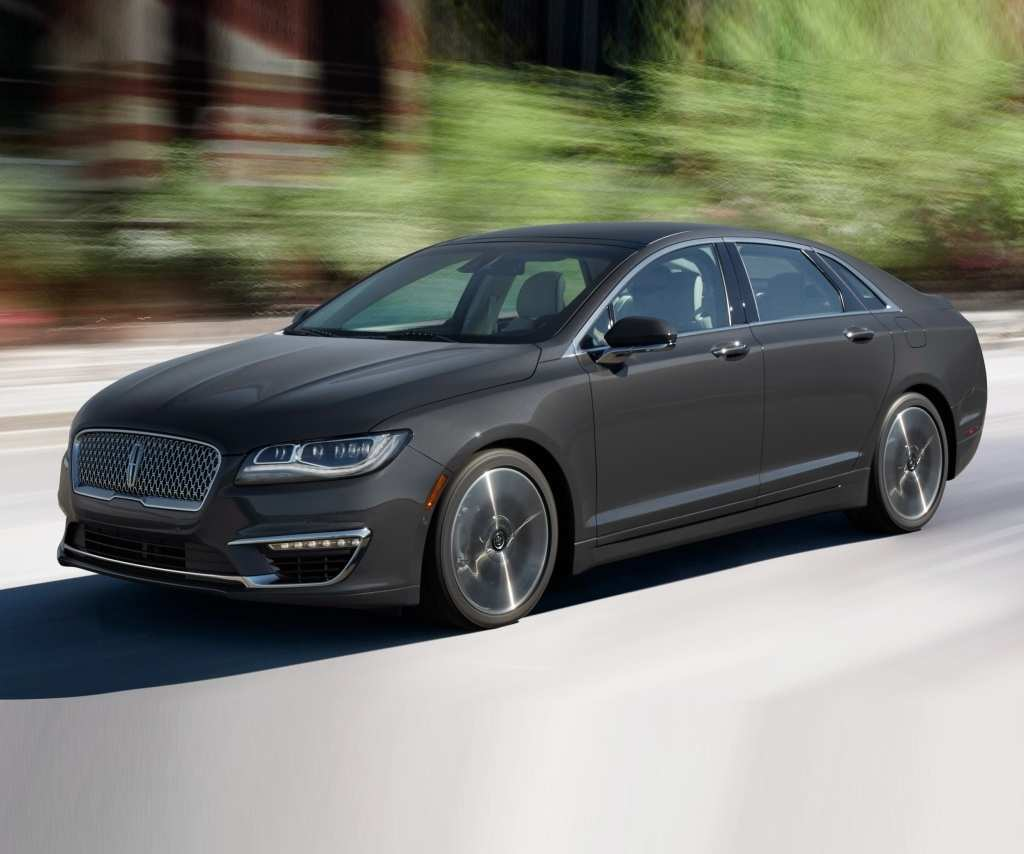 43 All New 2019 Lincoln Town Car Redesign