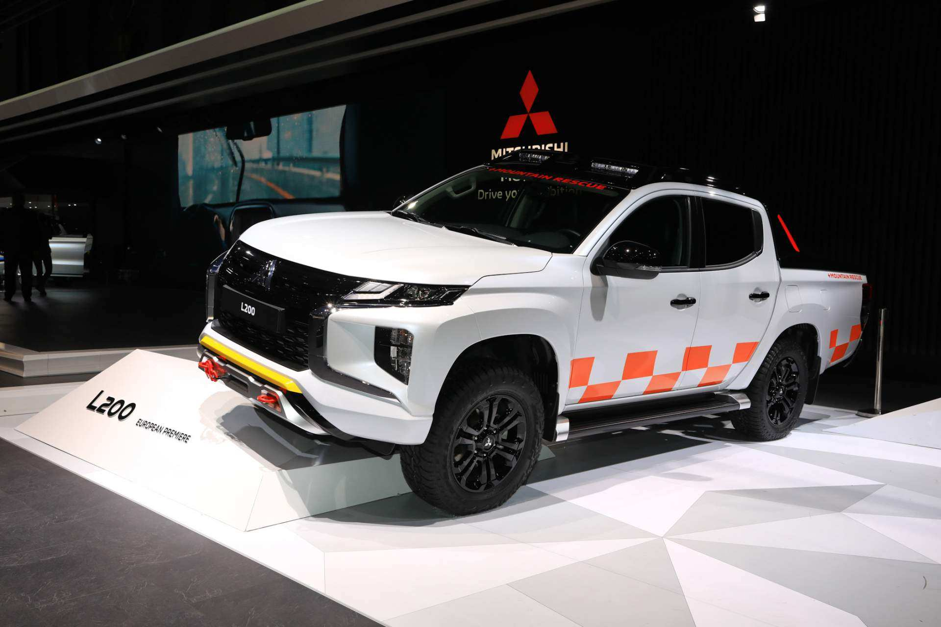 43 All New 2019 Mitsubishi L200 Ratings