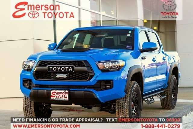 43 All New 2019 Toyota Tacoma Speed Test