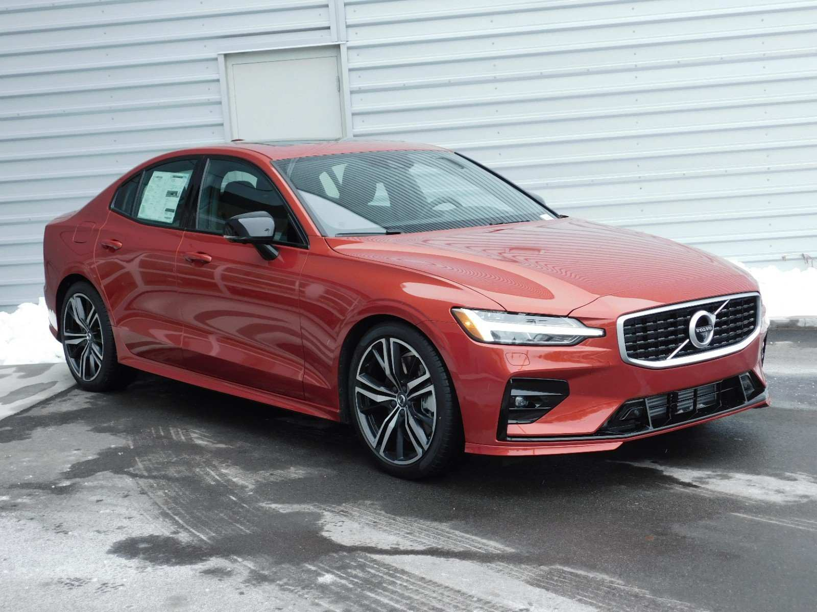 43 All New 2019 Volvo S60 R Speed Test
