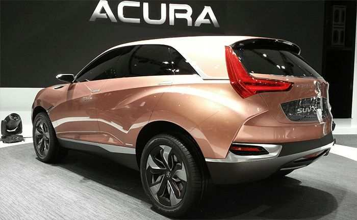 43 All New 2020 Acura Mdx Changes Release