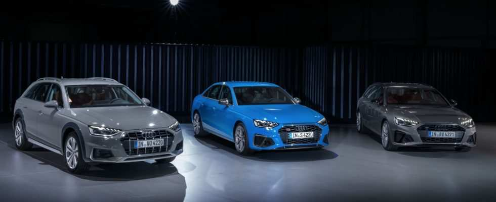 43 All New 2020 Audi A4 New Concept