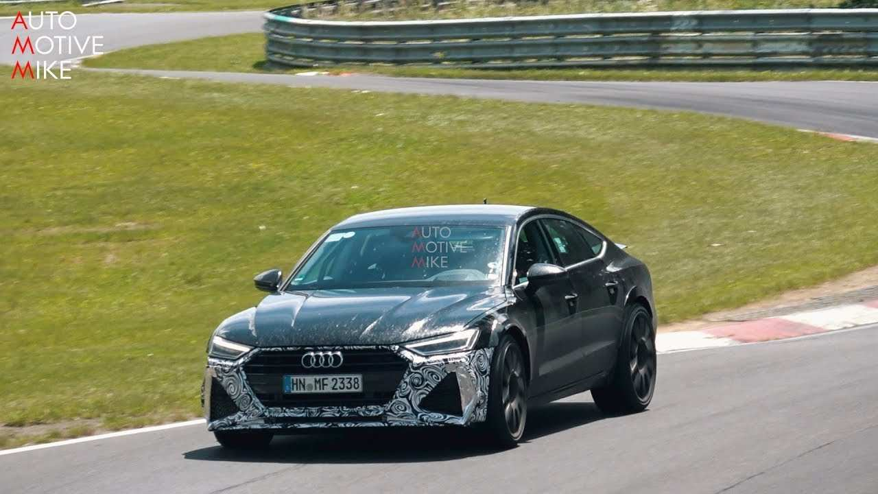 43 All New 2020 Audi Rs7 Engine