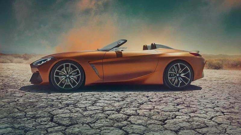 43 All New 2020 BMW Z4 Redesign And Concept